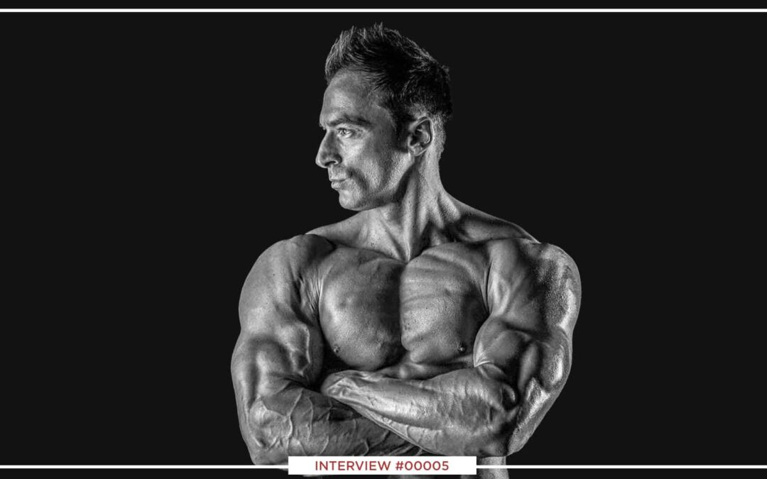 An Interview With Branko Teodorovic, Fitness Model